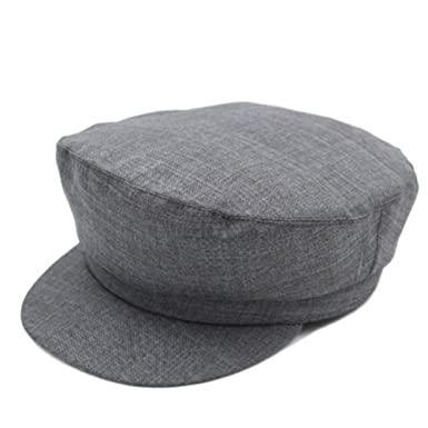 1f00b4812046f Spring and autumn hat in the elderly  Male cap child  Summer thin section  elderly octagonal cap FASHION HATS Old man hats Mens hats-B One Size  ...