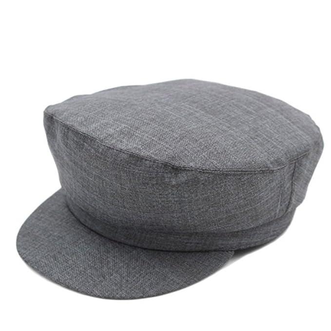 casquillo envejecido/ sombrero de primavera y el otoño de los hombres/Gorras planas/ sombrero de lana de invierno/Antiguo sombrero/ sombreros de los hombres ...