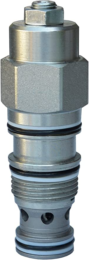 Counter Balance Valve Comparable Replacement to Sun Hydraulics CBEH-LDN