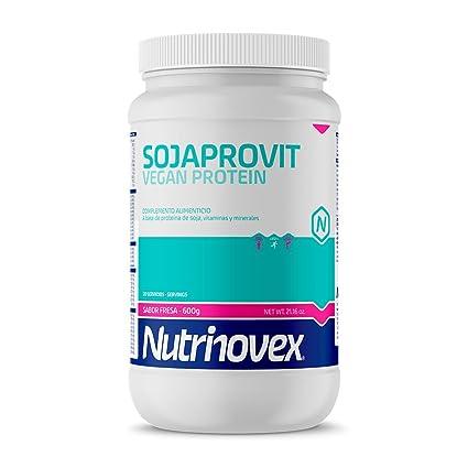 SOJAPROVIT, Concentrado de proteina de SOJA, bajo nivel de grasas y carbohidratos, aumento