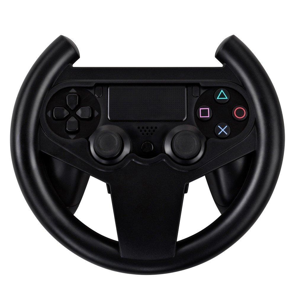 best rated in playstation 4 game racing wheels helpful customer reviews. Black Bedroom Furniture Sets. Home Design Ideas