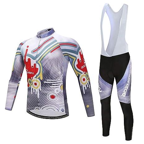 Traje de jersey de ciclismo para mujer Hombres y mujeres ...