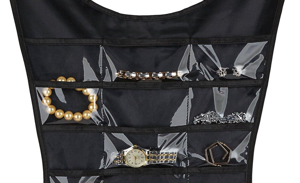 Umbra Little Black Dress Hanging Jewelry Organizer 299035 040