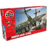 Airfix Junkers JU87 Stuka - 1:72 Scale Model Kit