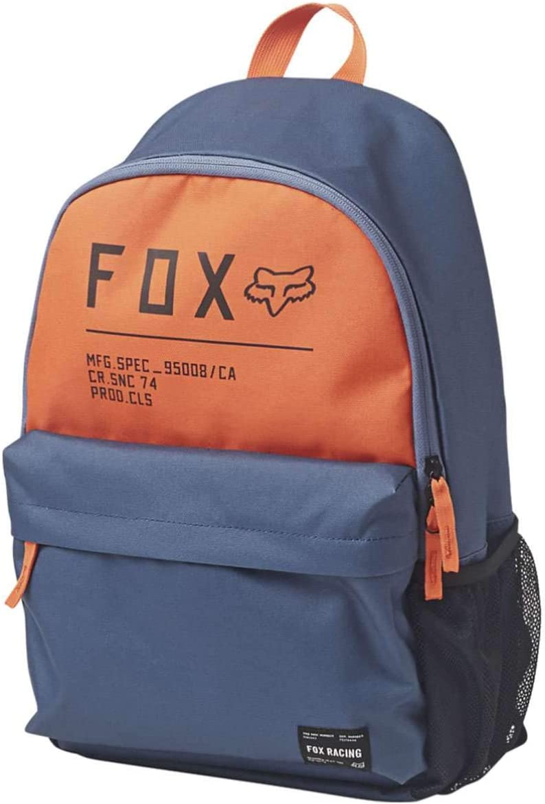 Fox Racing Men's Non Stop Legacy Backpacks,One Size,Blue Steel