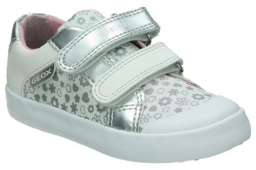 Geox Gisli B821MA01054C00007 bianco scarpe basse