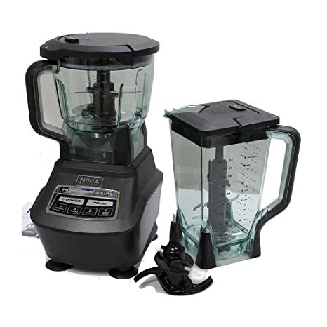 Ninja Mega Kitchen System (Blender, Processor, Nutri Ninja Cups) BL770  (Renewed)