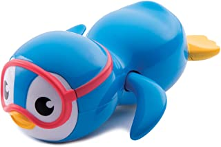 Munchkin Swimming Scuba Buddy Wind Up Bath Toy, Blue