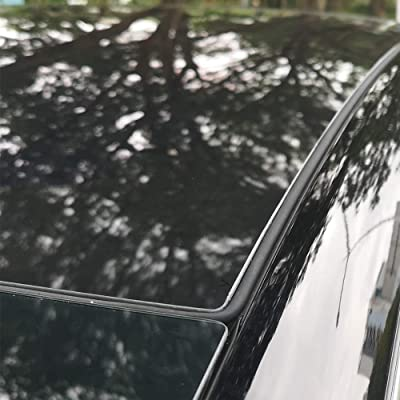 BASENOR Tesla Model 3 Wind Noise Reduction Kit Quiet Seal Kit 4.0 Upgraded: Automotive [5Bkhe1000663]