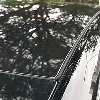 BASENOR Tesla Model 3 Wind Noise Reduction Kit Quiet Seal Kit 4.0 Upgraded