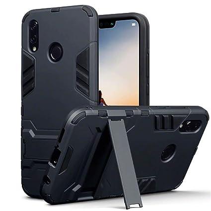 cookaR Funda Xiaomi Mi 9T/9T Pro + Protector Pantalla Cristal ...