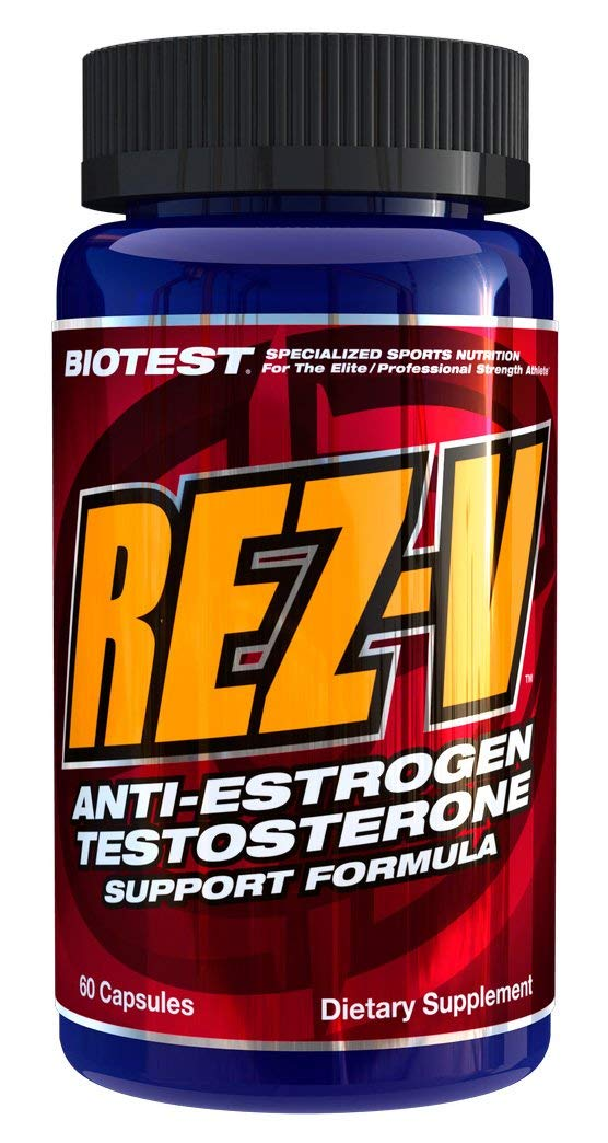 Rez-VTM Highly Pure Resveratrol - 60 capsules by Biotest