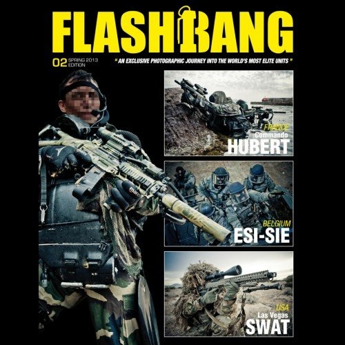FLASHBANG Magazine : Spring 2013 Edition (Mp5 Spring)