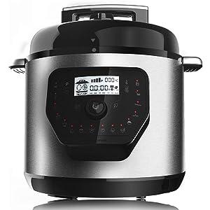 Olla GM Programable Modelo G Deluxe. Robot de Cocina multifunción ...