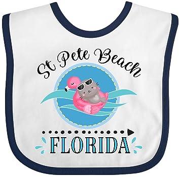 inktastic St Pete Beach Florida Trip Baby T-Shirt