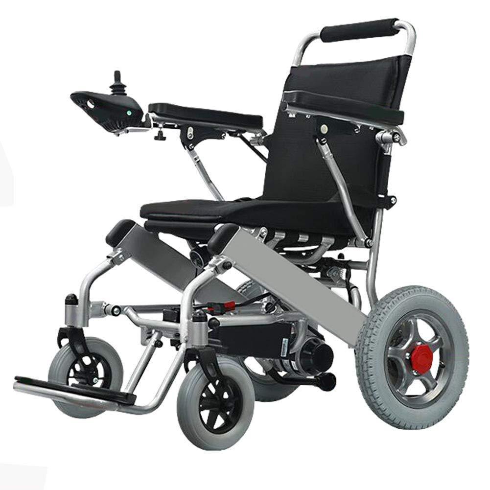 最新のデザイン 電動車椅子軽量折りたたみ高齢者障害者自動インテリジェント多機能四輪スクーター B07NS8F7ZV B07NS8F7ZV, イバラキシ:0af73df2 --- a0267596.xsph.ru
