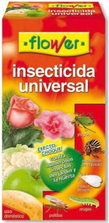 Flower Cythrin Garden Insecticida Universal, Transparente, 10x6x19 cm