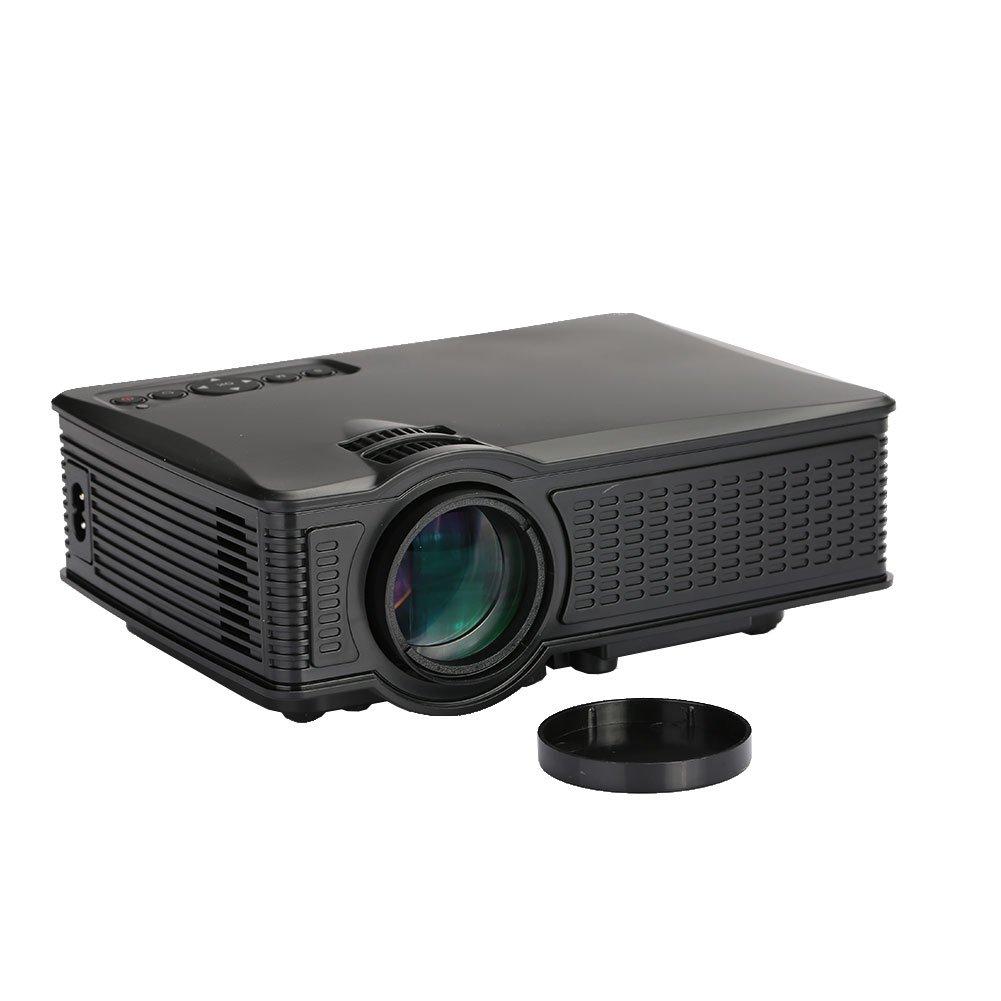 Proyector de Video Proyector LED Premium 500: 1 Manual Enfoque ...