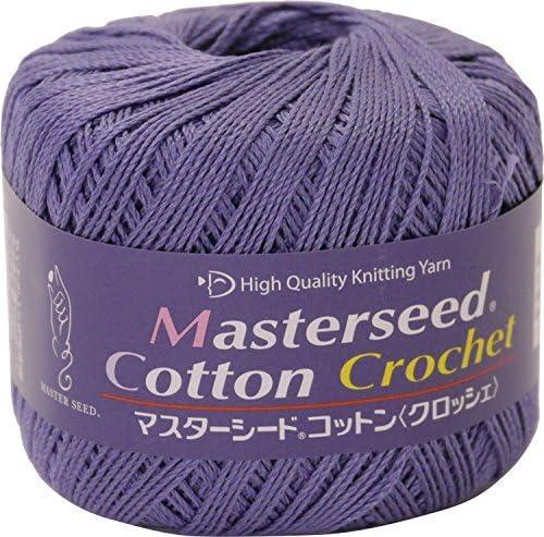 Diamond thread Algodón de semilla Principal algodón Crochet Grueso ...