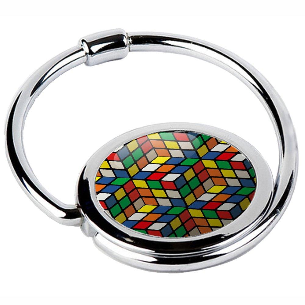 Miss Kha - Accroche Sac Pliable Cubes Couleurs CIRCLE-40