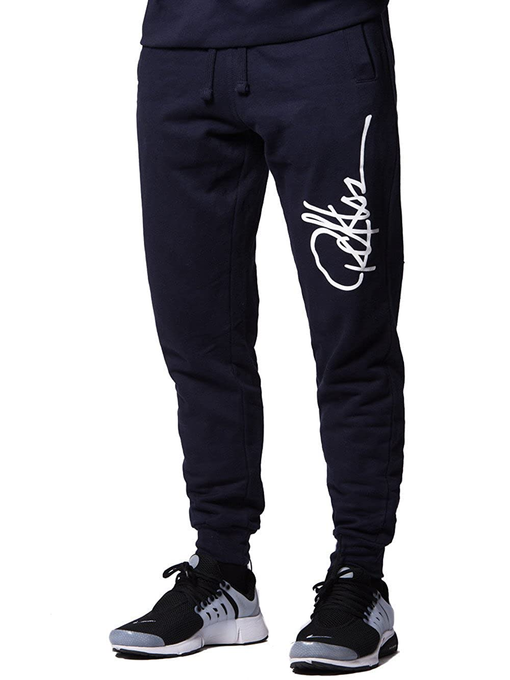Young and Reckless - Signature Sweatpants- Navy - - Mens - Bottoms - Sweatpants - 11080125519