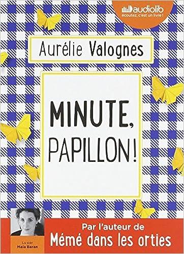 Minute, papillon !: Livre audio 1 CD MP3