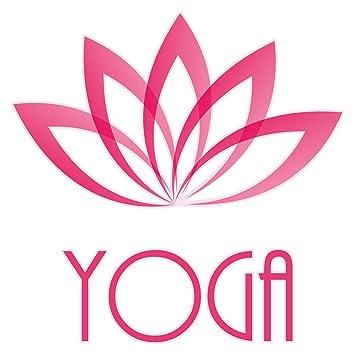 Wandtattoo Asien Yoga Blute Wandsticker Wanddeko Wohnzimmer Japan
