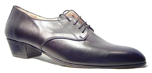 f64a02e3 Zapatos De Tango Para Hombre Salsa Latino Baile - Mythique - Agamenon -  Talla 47: Amazon.es: Zapatos y complementos