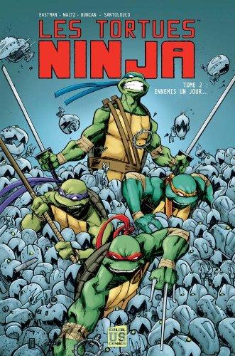 Les Tortues Ninja, Tome 2 : Ennemis un jour...: Kevin ...