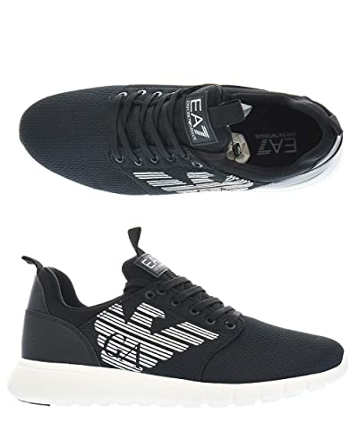 b9c10deac609 Emporio Armani Basket Ea7 Simple Racer u 1  Amazon.fr  Chaussures et ...