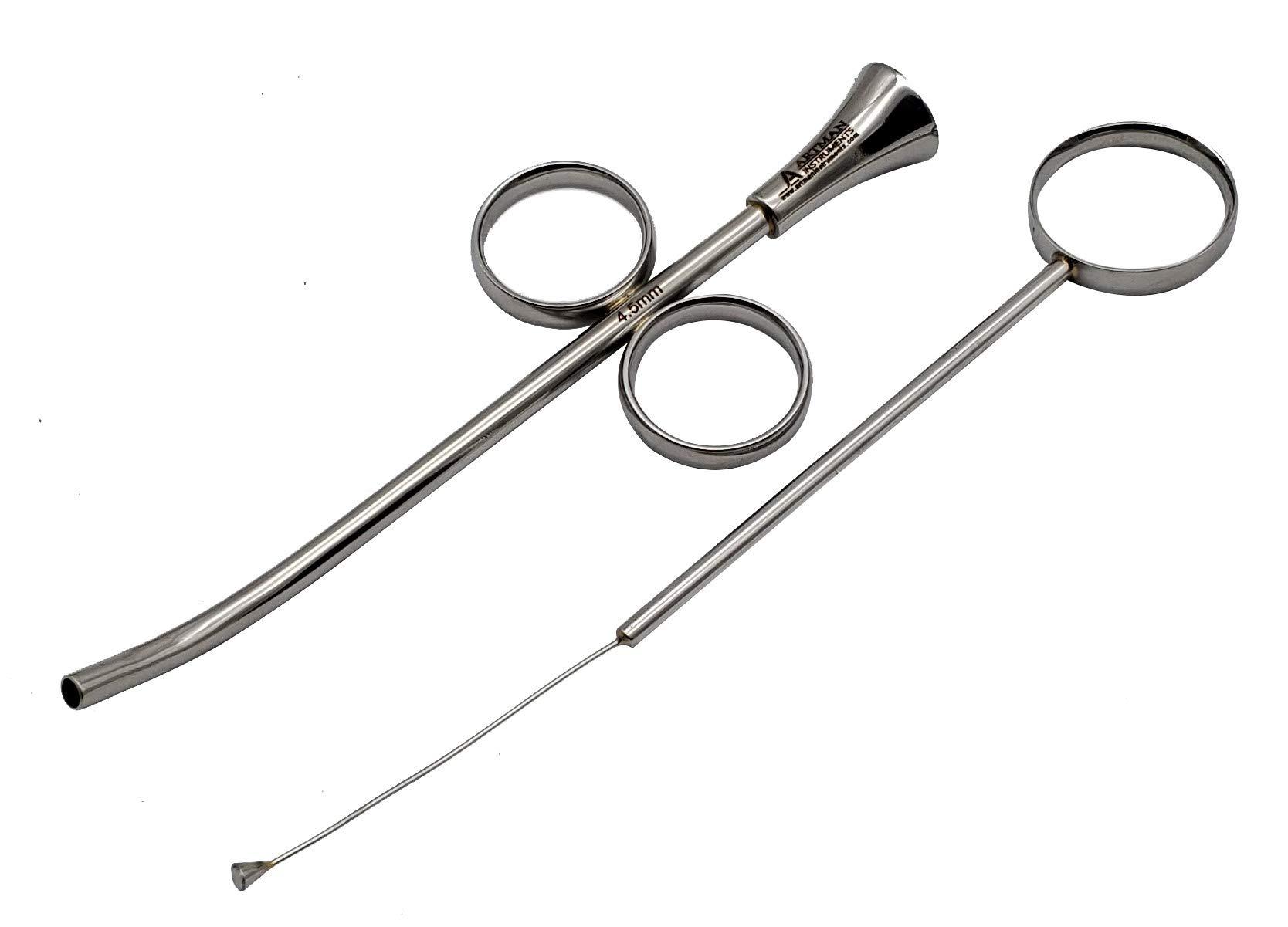 Bone Graft Implant Syringe 5 inches ARTMAN Brand