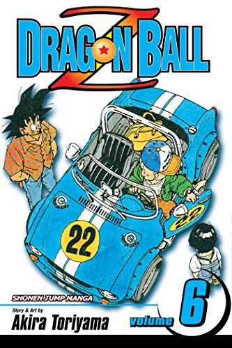 Dragon Ball Z, Vol. 6 - 6 Z Box Dragon Ball