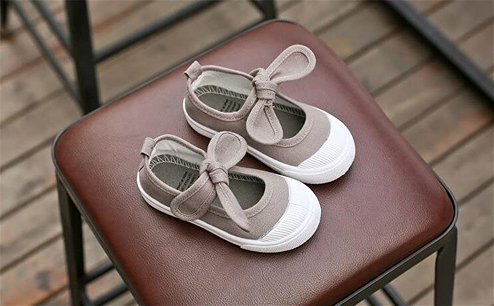 Quality.A Girls Boys Classic Platform Canvas Sneakers Trainers Fashion Espadrille Shoes