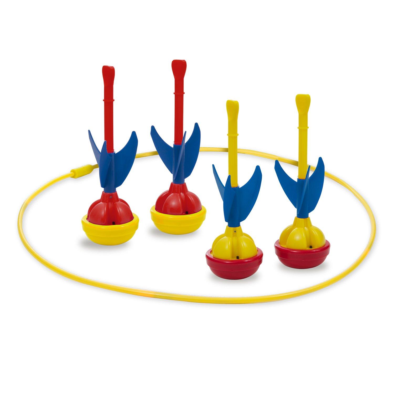 Verus Sports glo-bright安全Lawn Darts B00JRWWK50 Red 10.5L/Blue/Yellow 10.5L Verus B00JRWWK50 in., フジネットショップ:94369b74 --- sharoshka.org