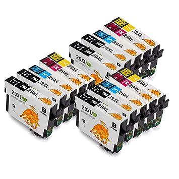 Abcs Printing Epson 29 29XL - Cartuchos de Tinta compatibles con ...