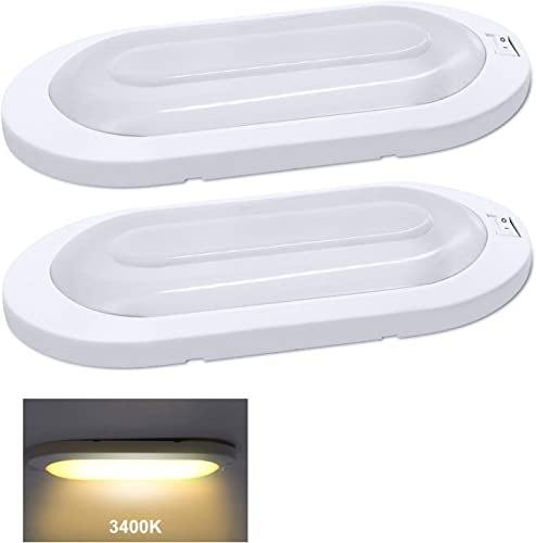 Facon Classic Style LED Bright Pancake Light
