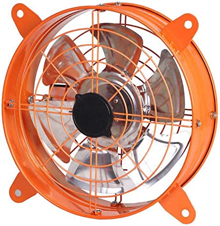 GHGJU Ventilador de extracción Ventilador de conducto Ventilador ...