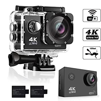 c3bbc58af72a 4K Sports Action Camera