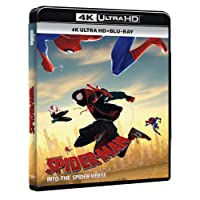 Spider-Man: Un Nuevo Universo(4K) [Blu-ray]