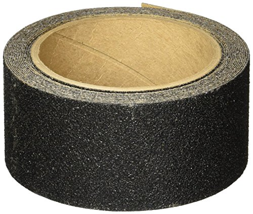 3M Safety-Walk Slip Resistant Tread, Black, 2-Inch by 180-Inch Roll, 7635NA ()