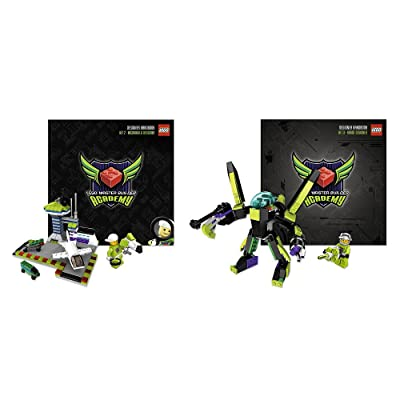 LEGO Master Builder Academy Set #20216 Robot & Micro Designer: Toys & Games