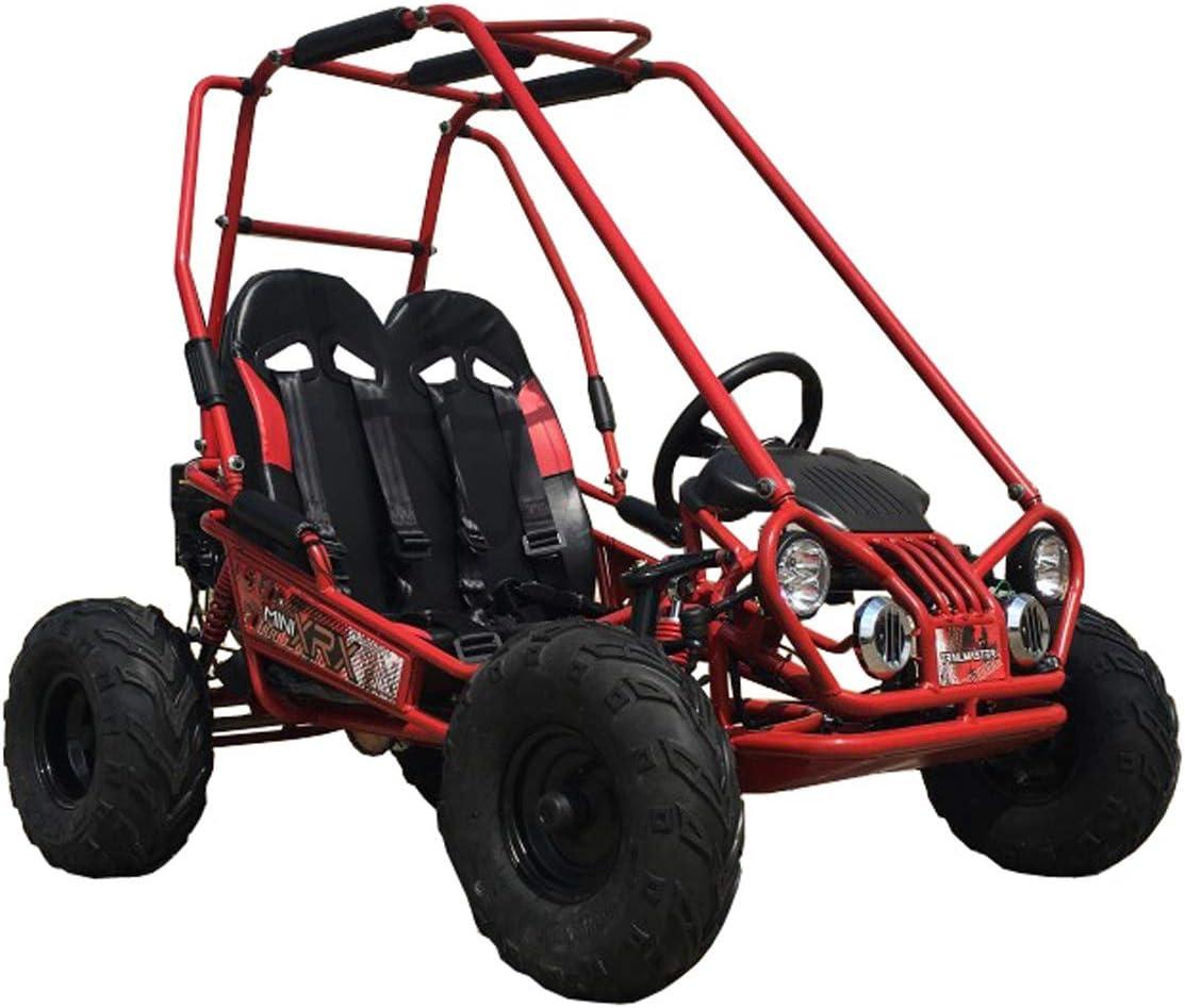 X-PRO 163cc Kid Size Go Kart Youth Go Kart Dune Buggy Kids Go Cart Gokart 2 Seater Go Kart