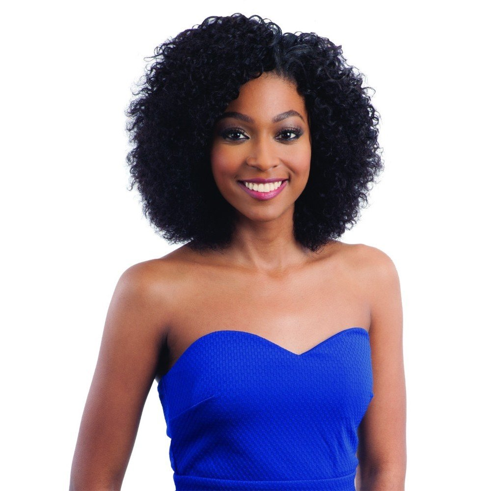Naked Nature Unprocessed Remy Hair Weave - BRAZILIAN REMY