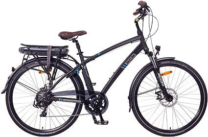 NCM Hamburg Bicicleta eléctrica Urbana, 250W, Batería 36V ...