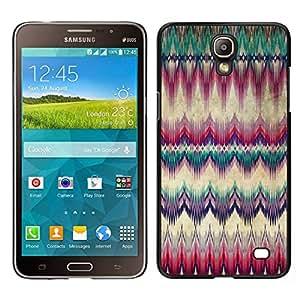 // PHONE CASE GIFT // Duro Estuche protector PC Cáscara Plástico Carcasa Funda Hard Protective Case for Samsung Galaxy Mega 2 / Carpet Feather Native American Culture /