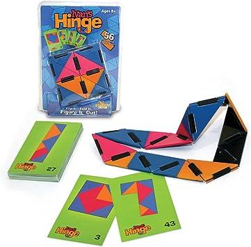 Fat Brain Toys Ivans Hinge, Multi Color
