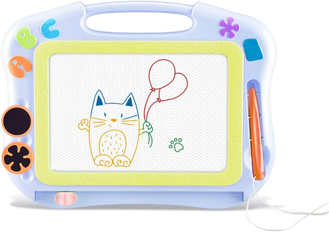 Purewind Magna Doodles - Tabla de dibujo magnética para niños y ...