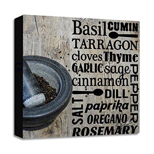 Basil Cumin Tarragon Cloves Thy Me Garlic Sage Cinnamon Dill Salt