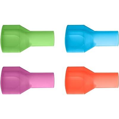 CAMELBAK 91026 Juego de 4 válvulas de Silicona, Multicolor, Talla única