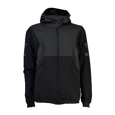 f23996555 adidas Men s Originals Teorado Full Zip Hoodie Black Xeno bp7068 (Size ...